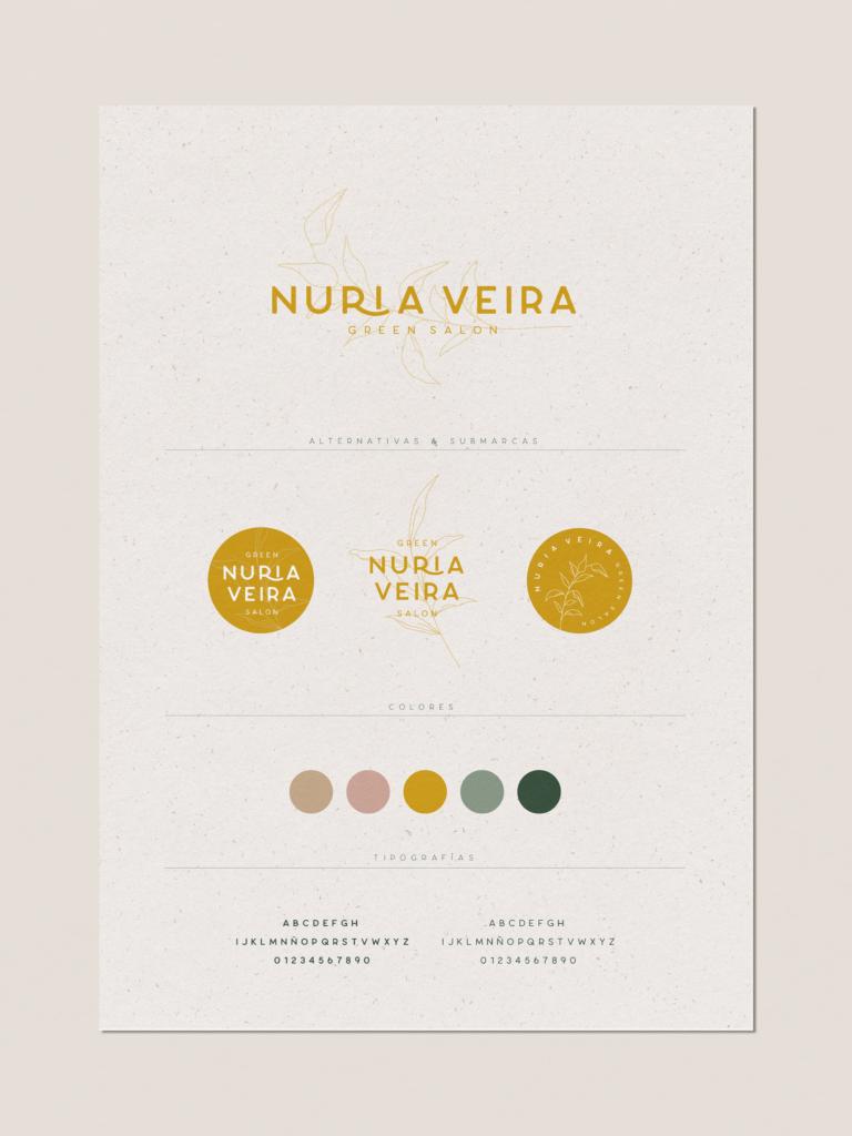 NURIA VEIRA - MINI MANUA DE IDENTIDAD