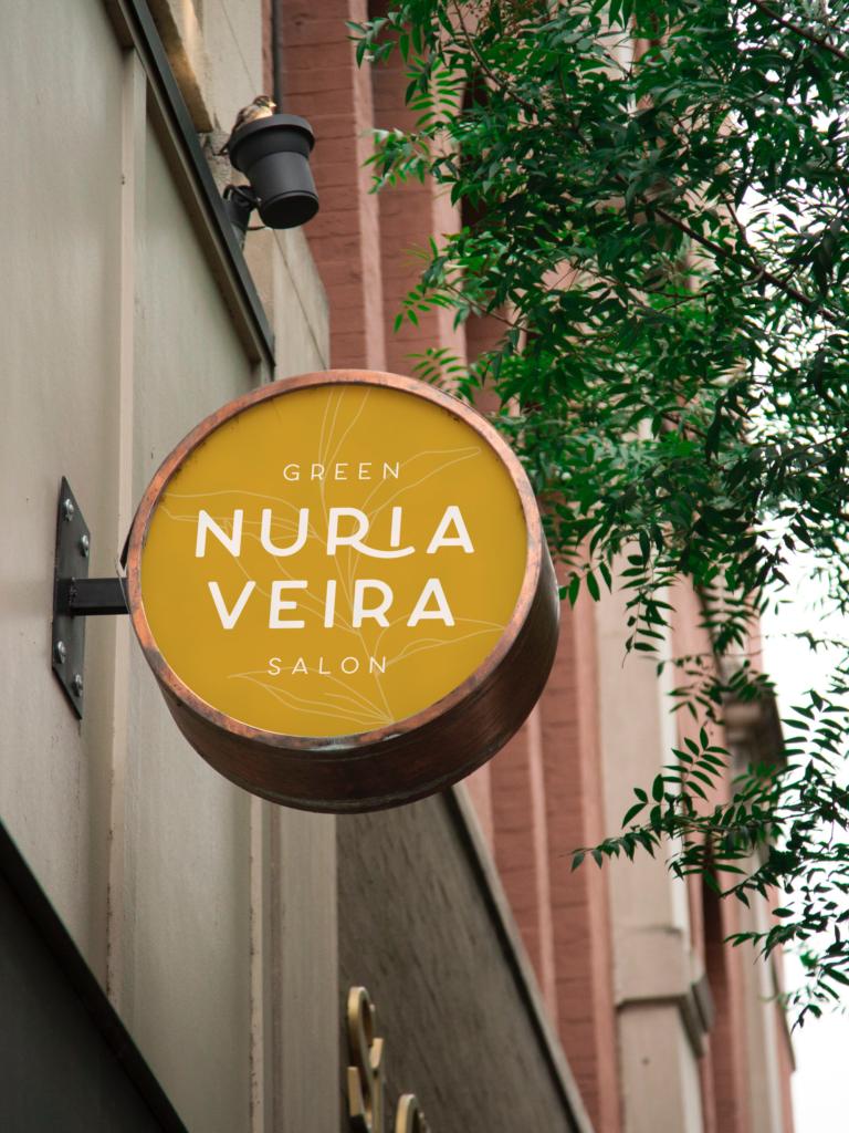 NURIA VEIRA GREEN SALON